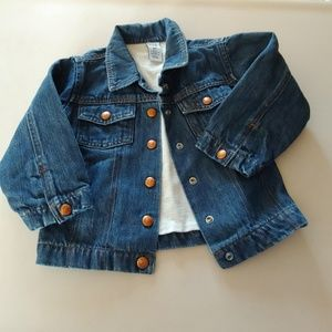Wow! BABY GAP Denim Jean Jacket